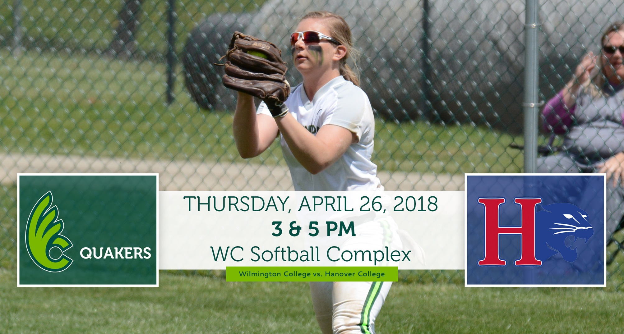 Softball Hosts Hanover in Non-Conference Action Thursday