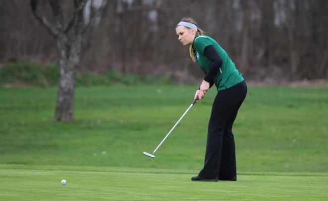 Shannon Sprague led Keuka College with a t16 finish