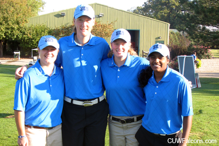 McIntyre wins medalist honors; Women's Golf finishes seventh at NAC Championship