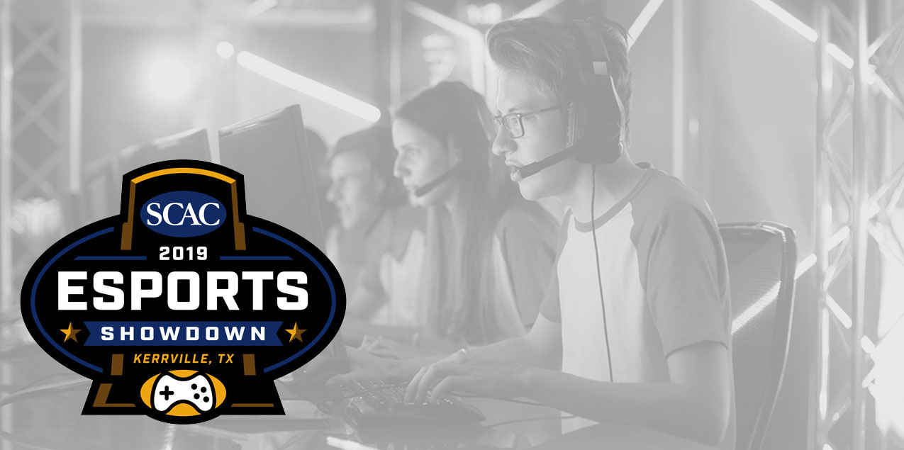 SCAC to Host Inaugural Esports Showdown