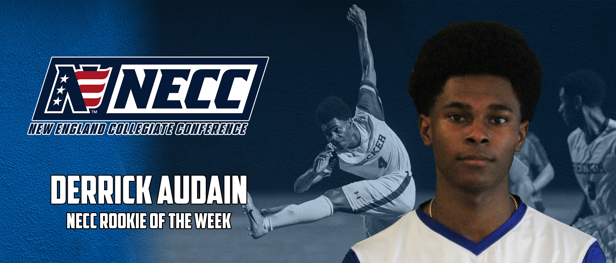 Derrick Audain - Rookie of the Week