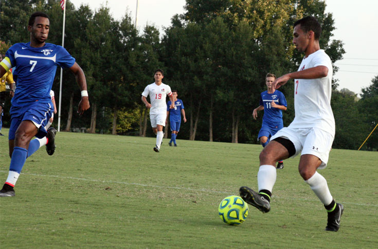 Men's Soccer: Trinity Baptist downs Panthers 2-0