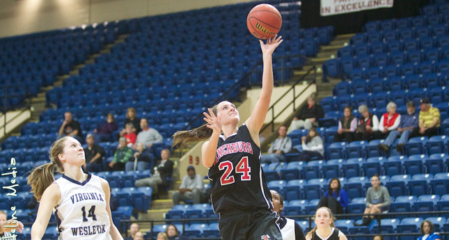 Top-Seeded VWC Advances 78-61 over LC Women