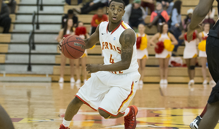 PREVIEW: Ferris State Men's Basketball Tips Off 2013-14 Season At Lewis On Wednesday