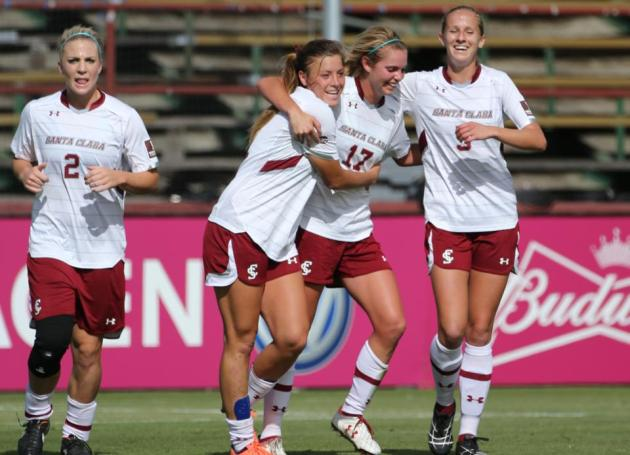 Santa Clara Picks Up Shutout Win Over Gonzaga