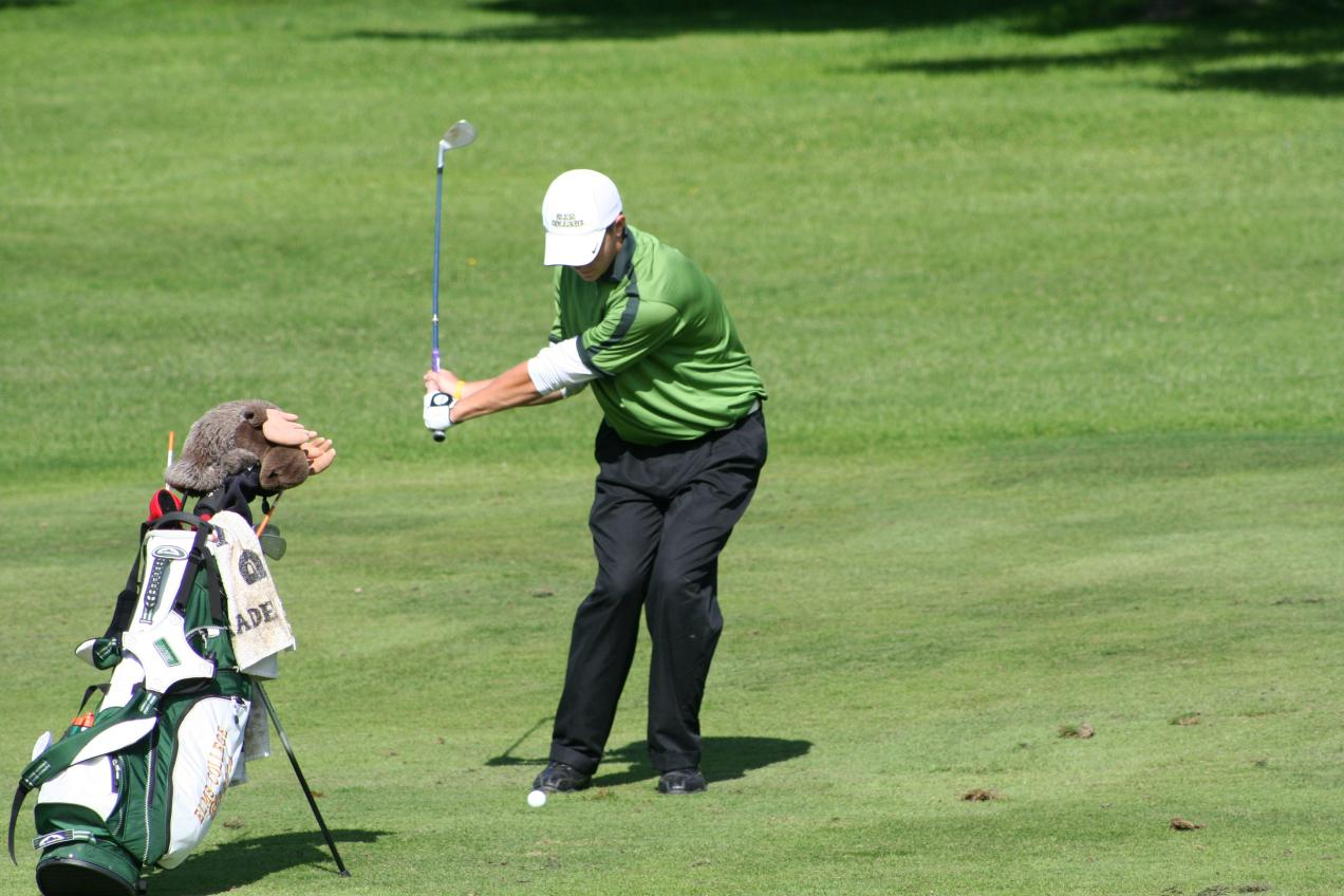 Men's Golf Finishes Fourth at Rhode Island College Invitational