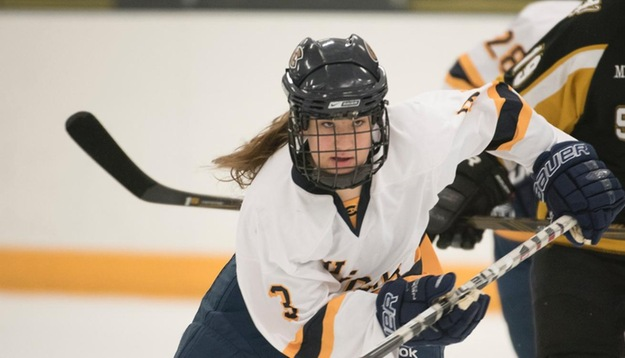 Women's Hockey falls to Pointers