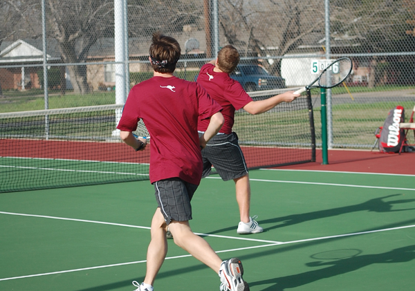 Men's Tennis Set for SCAC Tournament