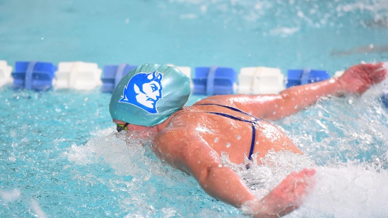 Swimming Opens Season Against Sacred Heart and LIU Post