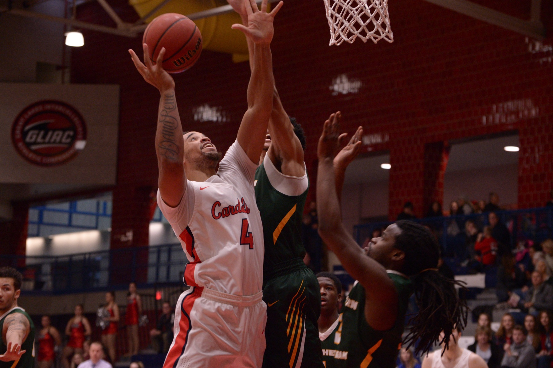 Cardinals can't stop Wildcats in 67-59 home defeat