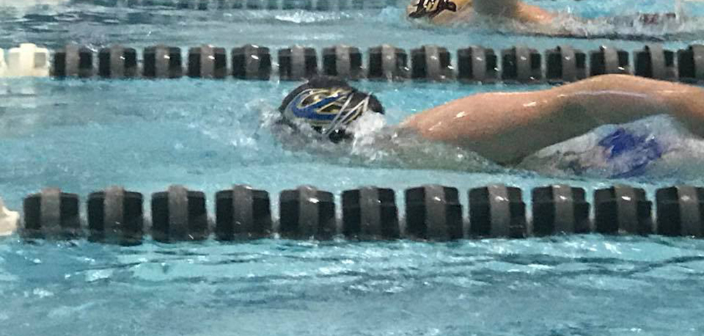 Mariners Compete at Maine State Meet