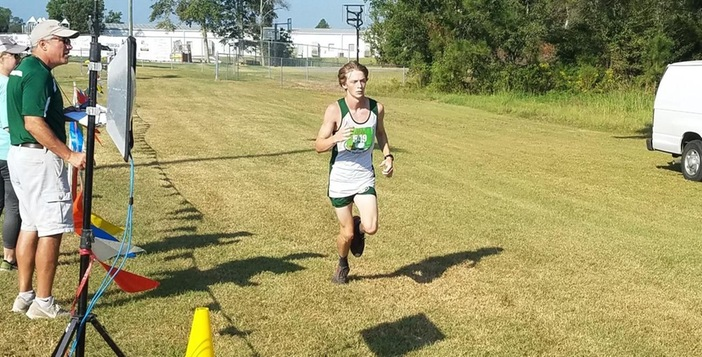 Boys and Girls Cross Country Teams Take First Place