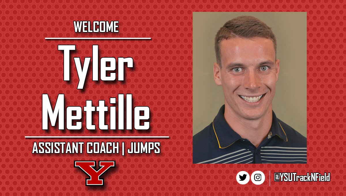 Head Coach Brian Gorby Names Tyler Mettille Jumps Coach