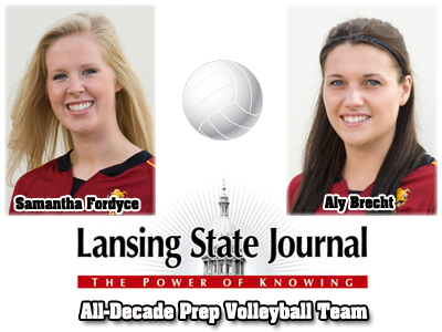 Two Current Ferris State Players Nominated For All-Decade Volleyball Team