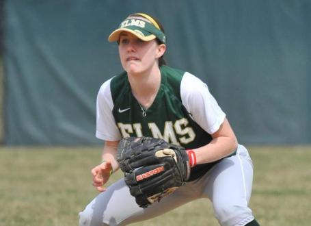 Elms Softball Advances to NECC Semifinals, Tops Bay Path College, 1-0