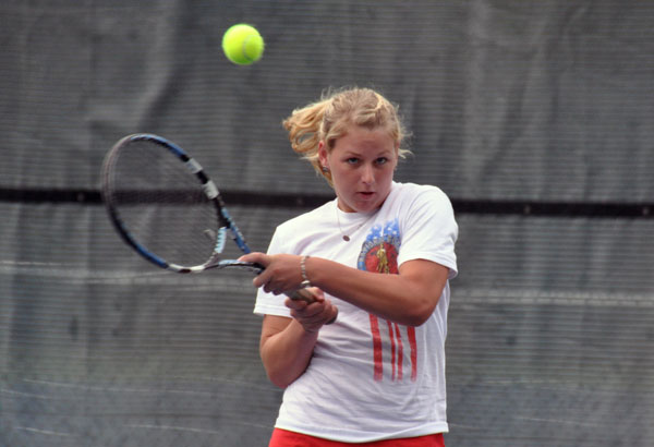 Women's Tennis: Panthers end season with loss to Covenant in GSAC match