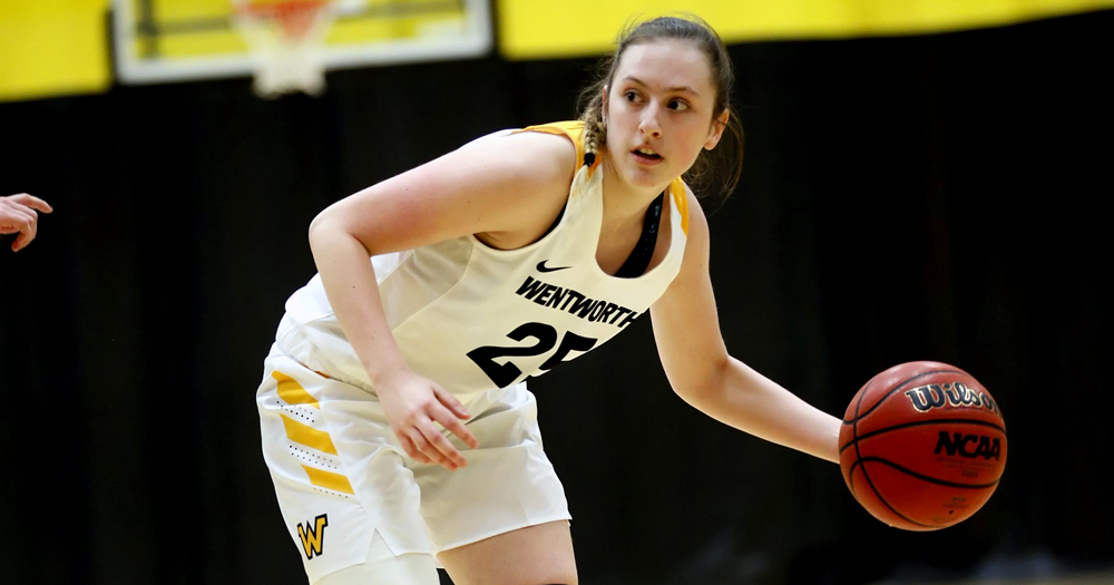 Emerson Shuts Down Women's Basketball