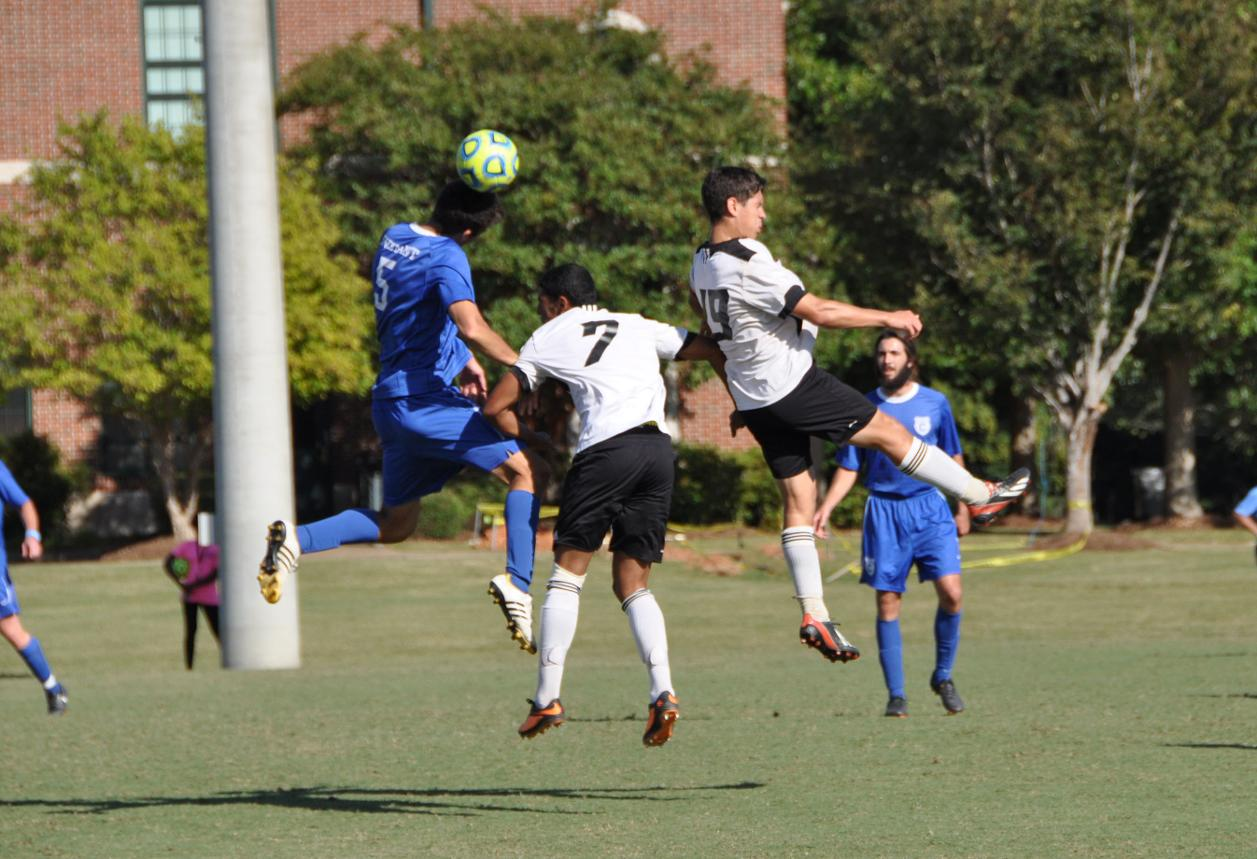 Men's Soccer: Covenant downs Panthers in USA South match
