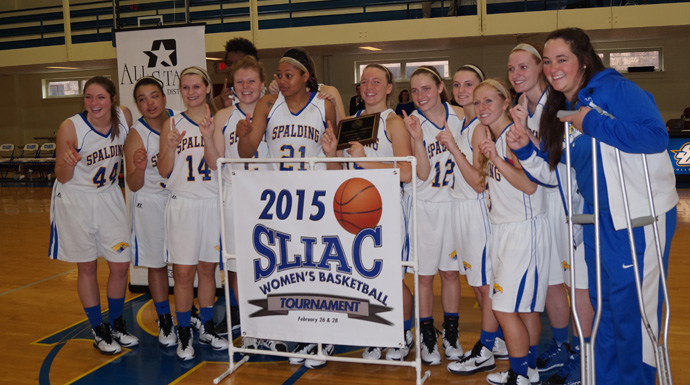 """Styles Points"" for Spalding in SLIAC Title Win"