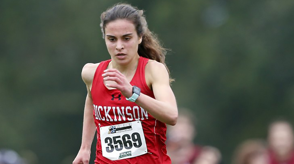 Women's Cross Country Claims Title at DeSales Invite