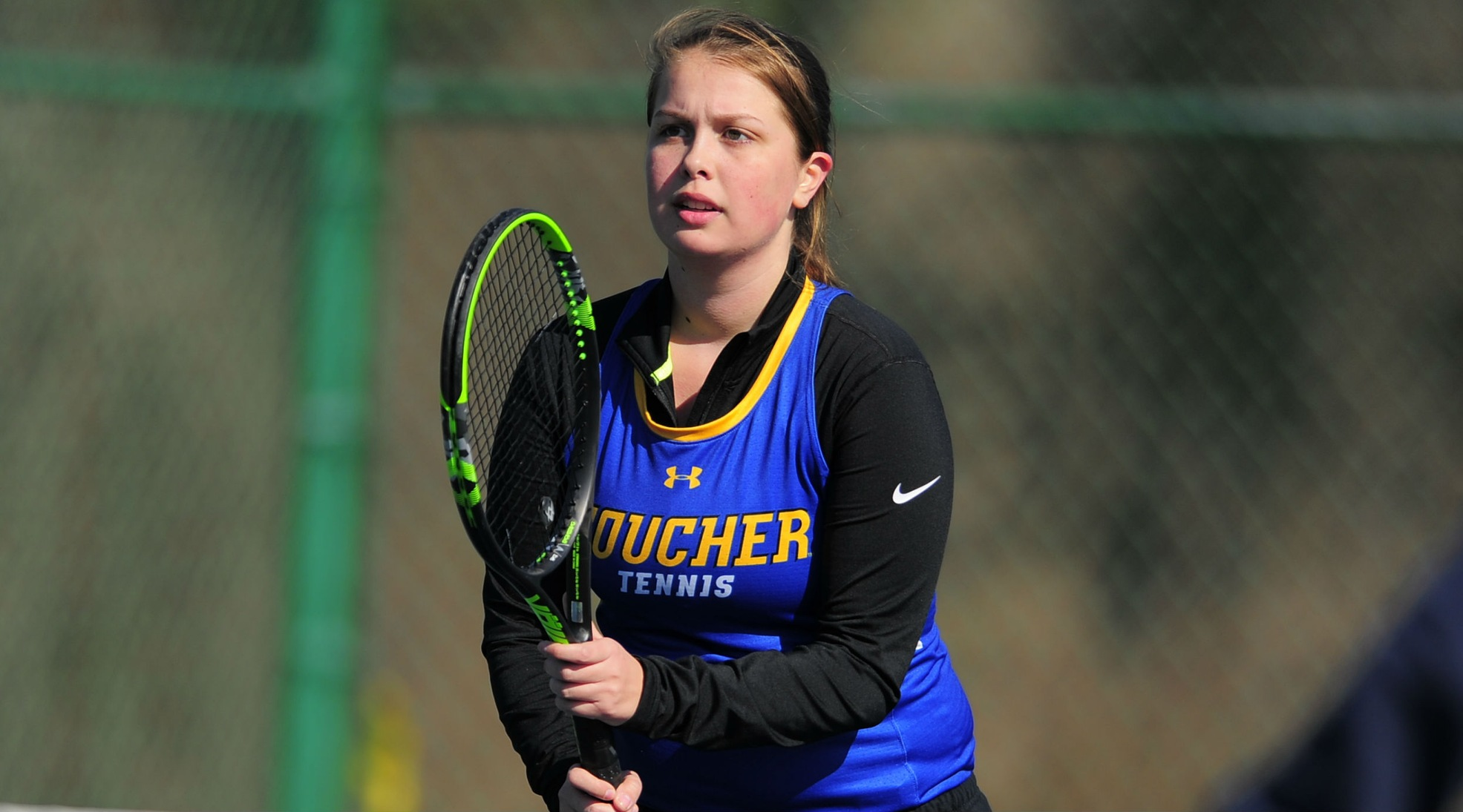 Women's Tennis Rolls Past Trinity Washington in 9-0 Sweep