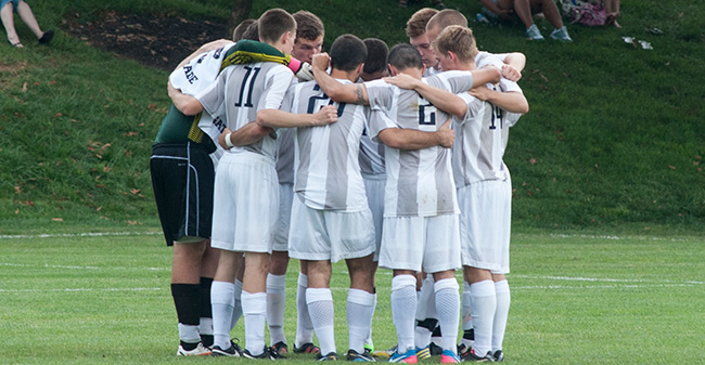 Men's Soccer to Start 2014 Campaign on the Road