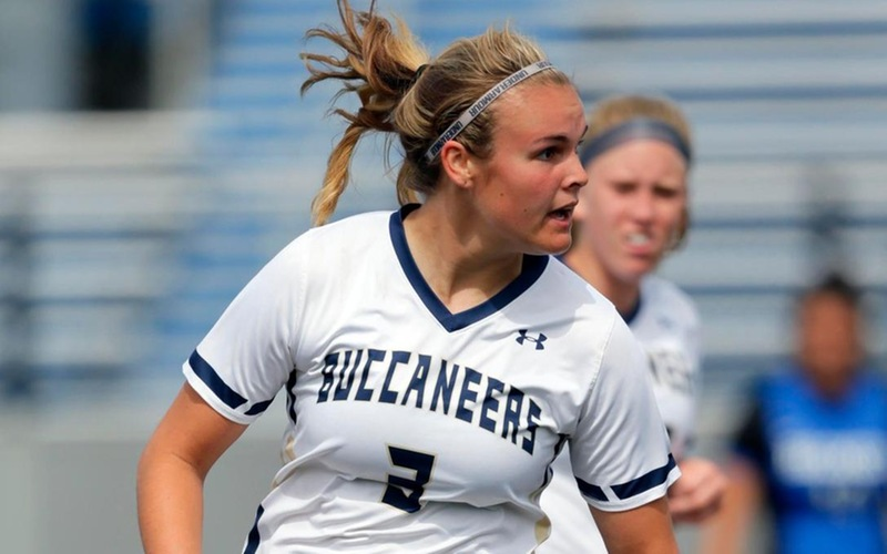 Taylor's Five Point Effort Paces Women's Soccer Past Dean In Press's First Career Victory