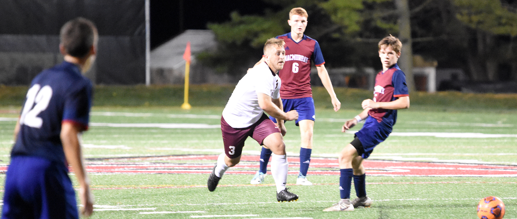 Eureka Falls to Webster, 5-0