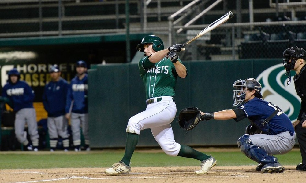 BASEBALL OUTLASTS NORTHERN COLORADO, 15-10, IN SATURDAY SLUGFEST