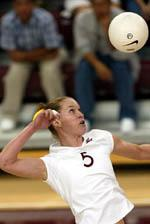 Volleyball Drops Five Game Thriller to Loyola Marymount