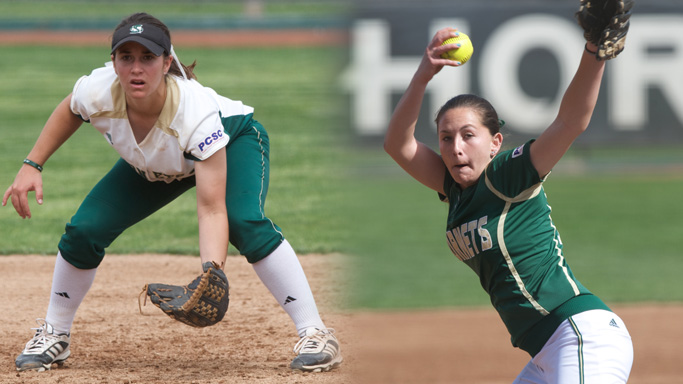 BLAIR AND HARTMAN BOTH RECIPIENTS OF NFCA SCHOLAR-ATHLETE ACCOLADES