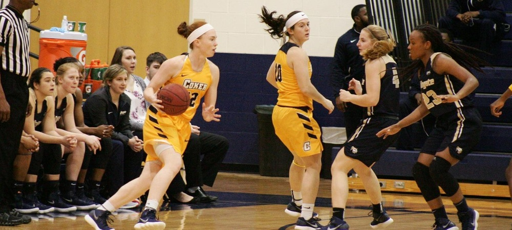 Coker Falls to Wingate in SAC Play