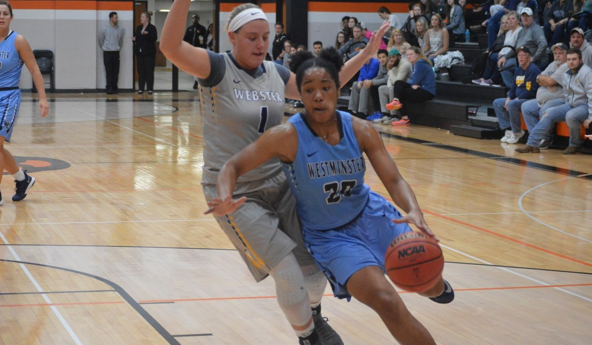 Westminster Women's Basketball Falls Short of SLIAC Championship