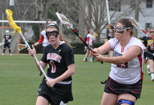 Lacrosse: Panthers upended in wet afternoon match-up