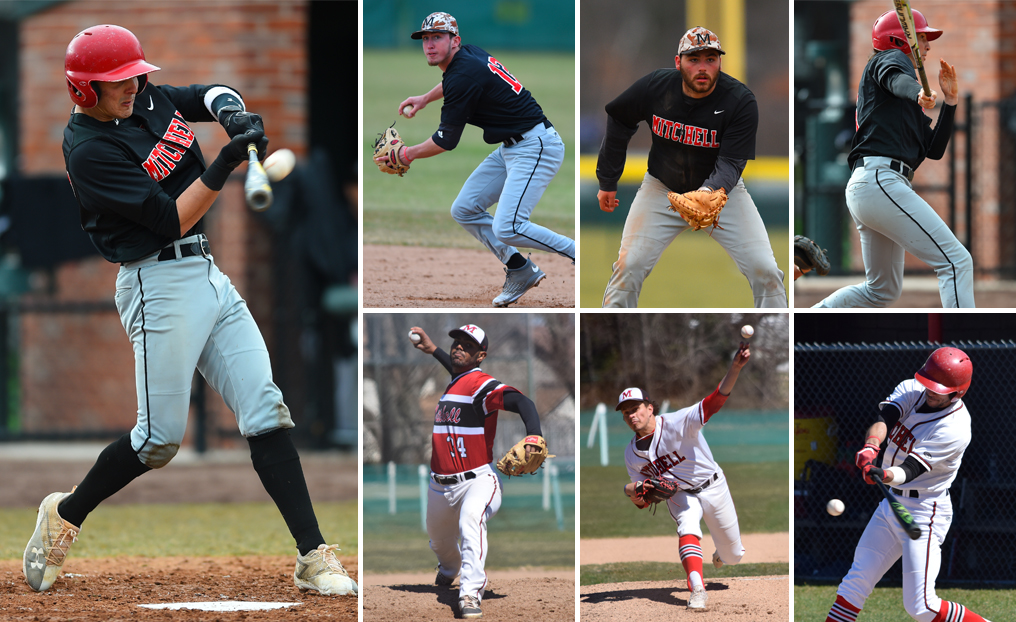 Seven Baseball Players Honored by NECC
