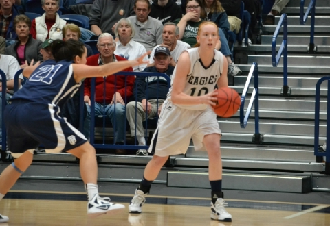 #7 UMW Women's Basketball Falls to #3 George Fox in NCAA Tourney Sectional Final