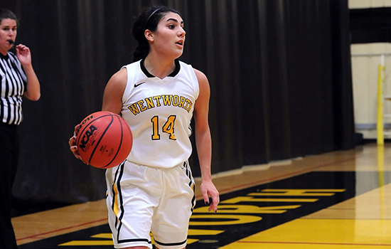 Women's Basketball Comes Up Short at Eastern Nazarene