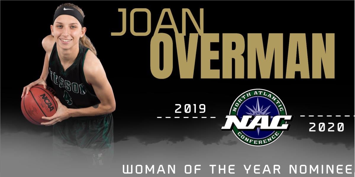 Overman Nominated for 2019-20 NAC Woman of the Year