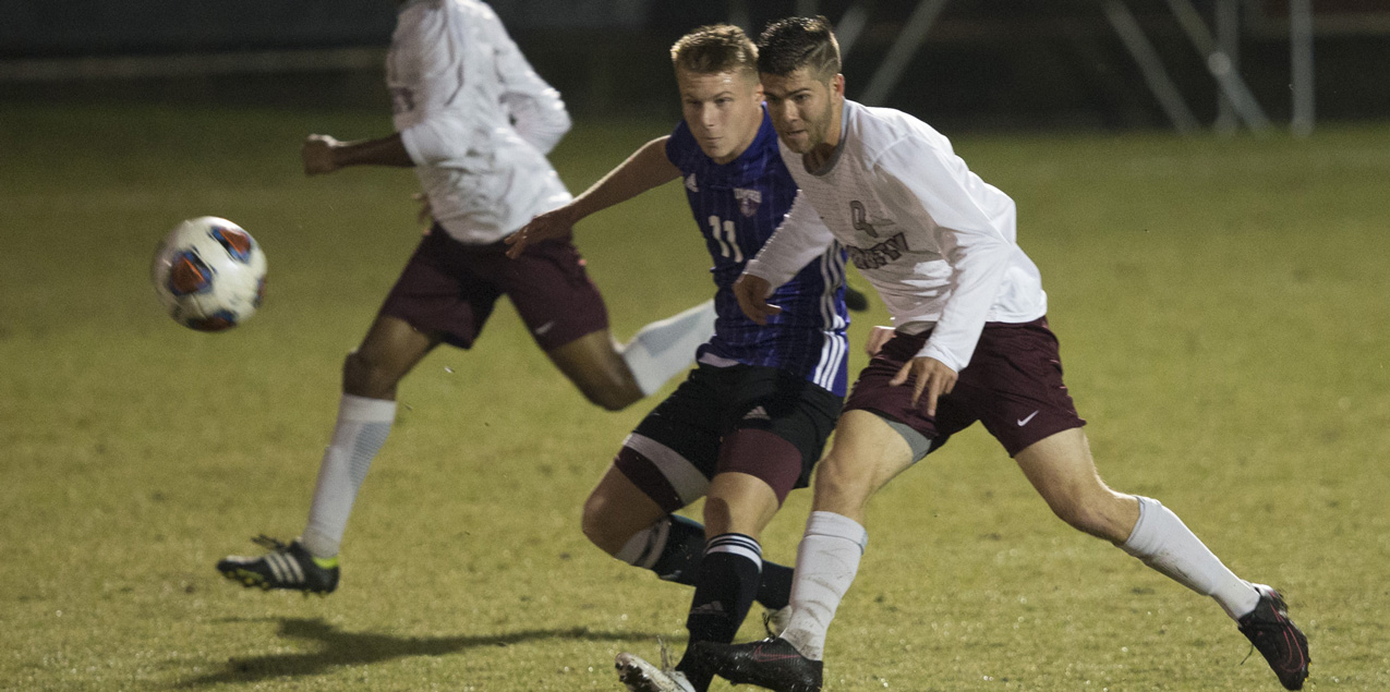 No. 2 Tiger Men's Soccer Edged by Mary Hardin-Baylor in NCAA Playoffs