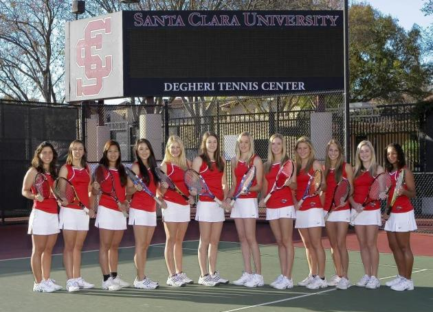 Women's Tennis Looks Back at Impressive 2011-12 Season