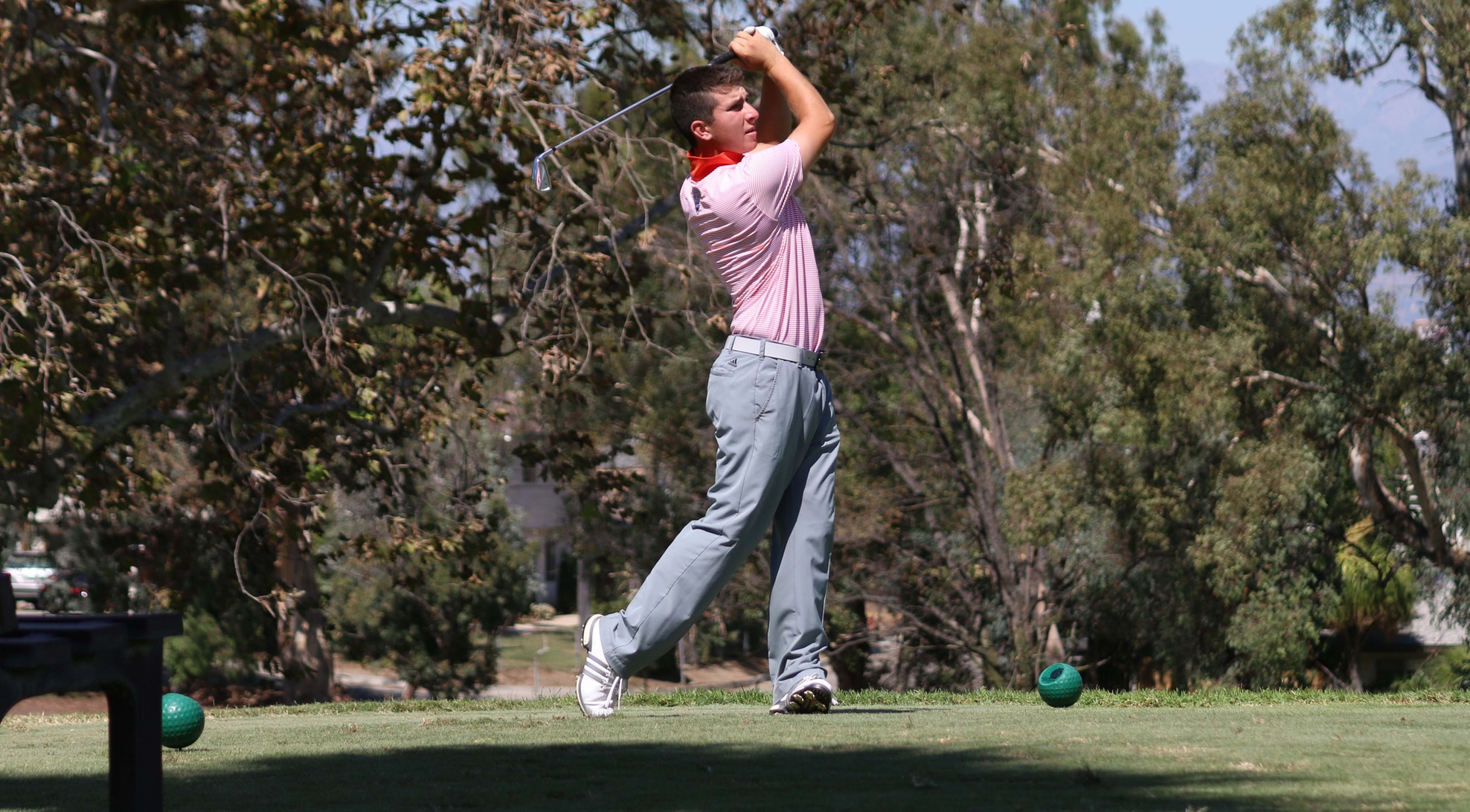 No. 6 Men's Golf wraps up fall season with 5th place finish