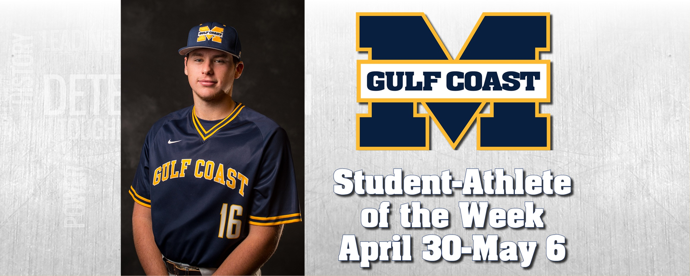 Lewis named MGCCC Student-Athlete of the Week