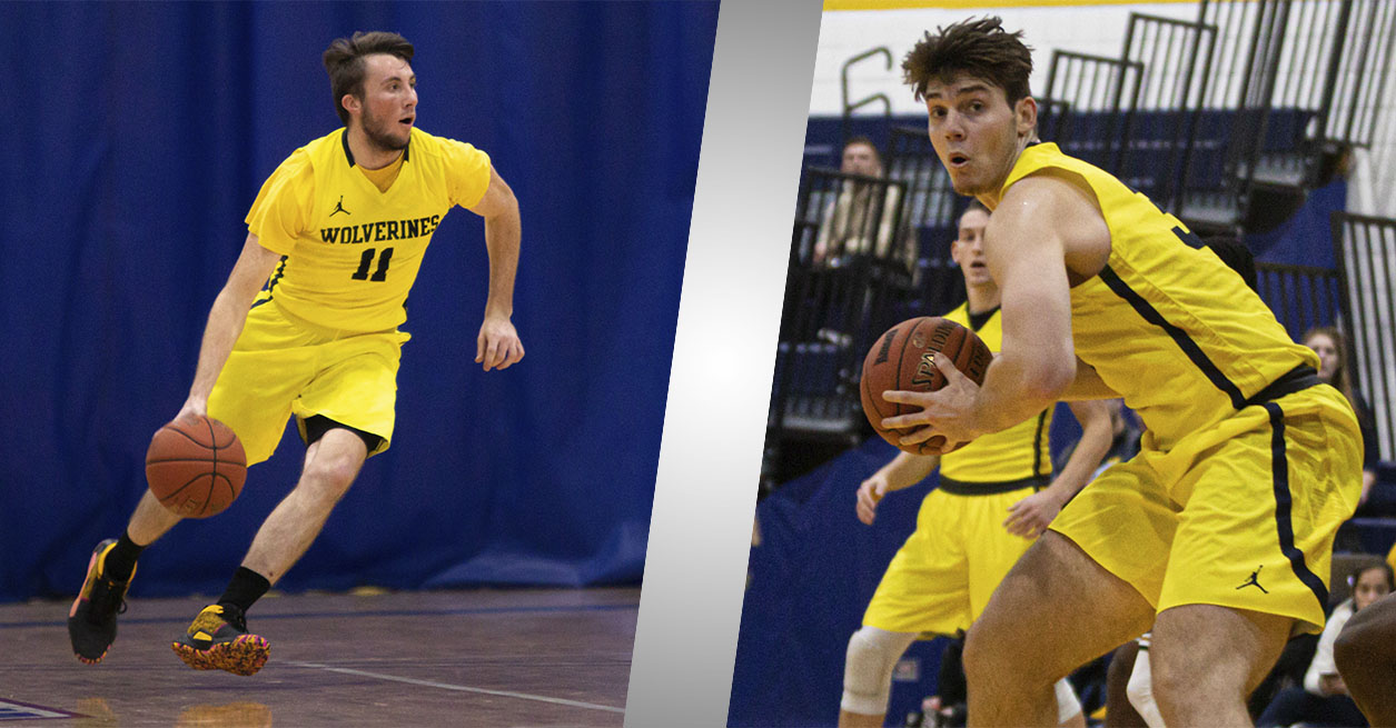 Men's Basketball receives several WHAC honors
