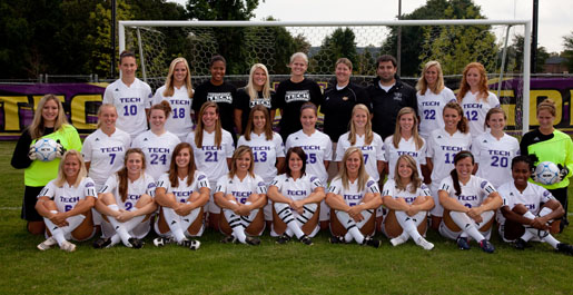 Tech soccer picked to finish fifth in Ohio Valley Conference