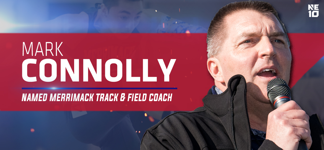Connolly Tabbed to Lead Merrimack Track & Field Programs