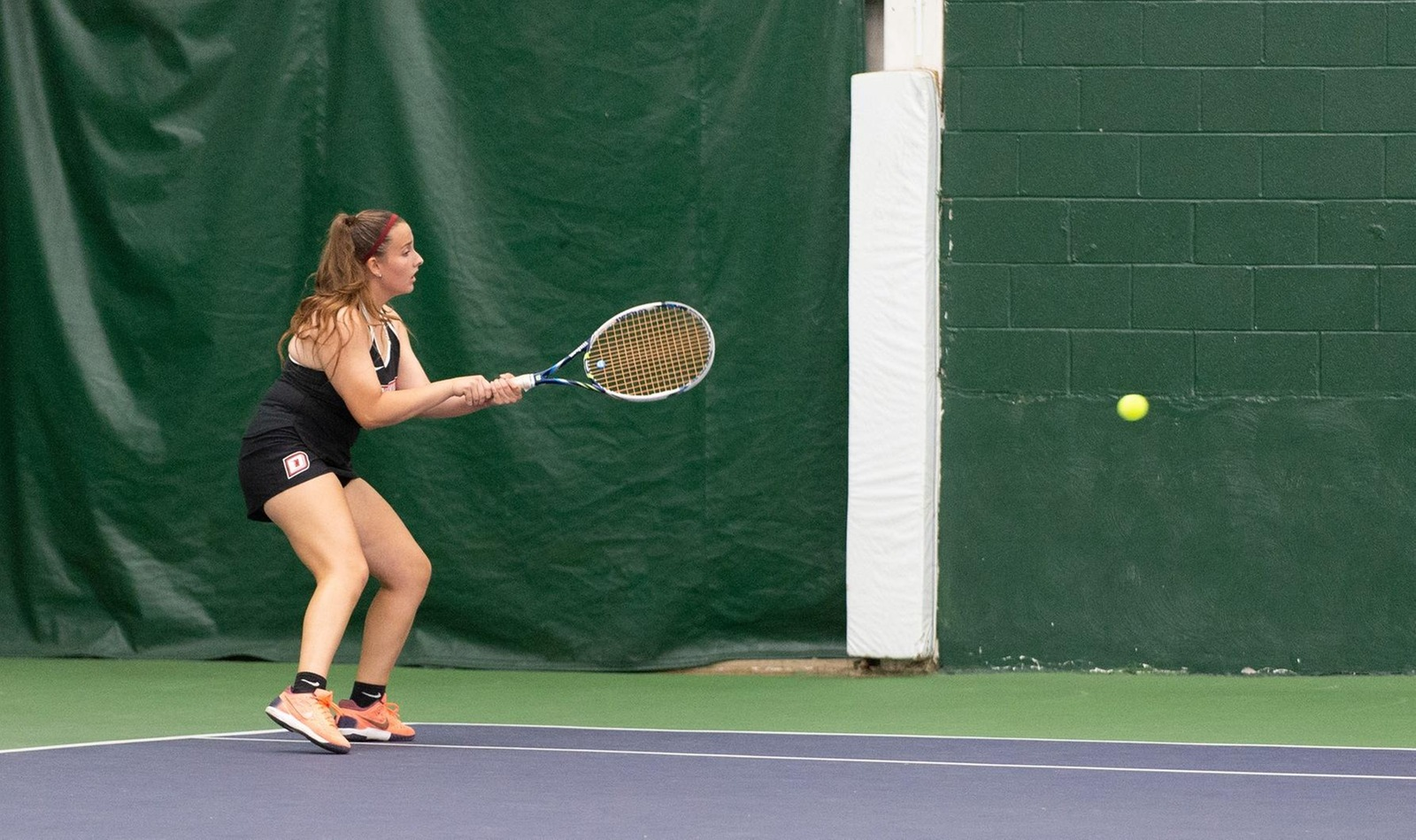 Women's Tennis Wraps up Regular Season on Route to Postseason