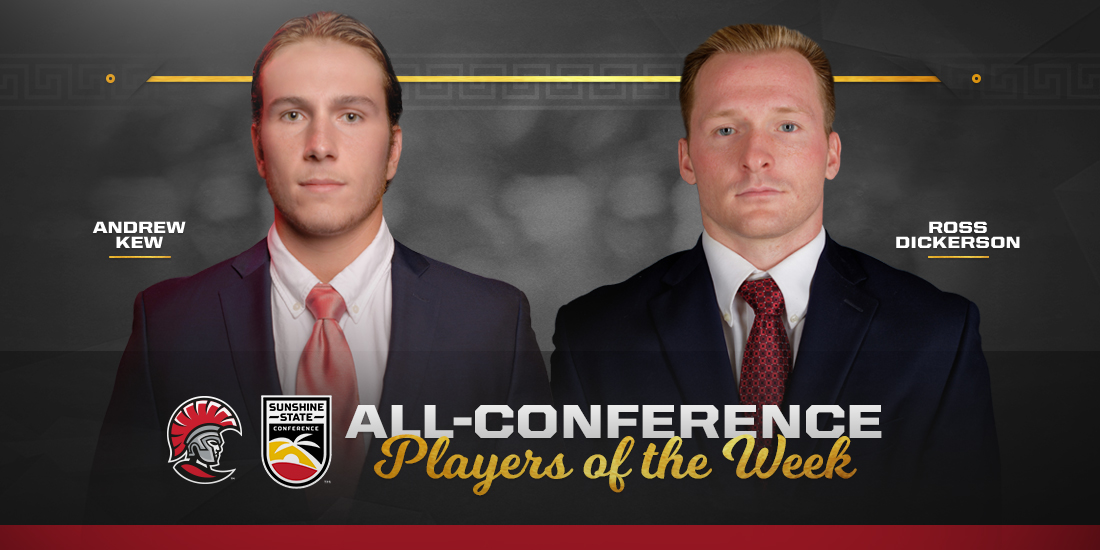 Two Men's Lacrosse Players Earn SSC Weekly Honors