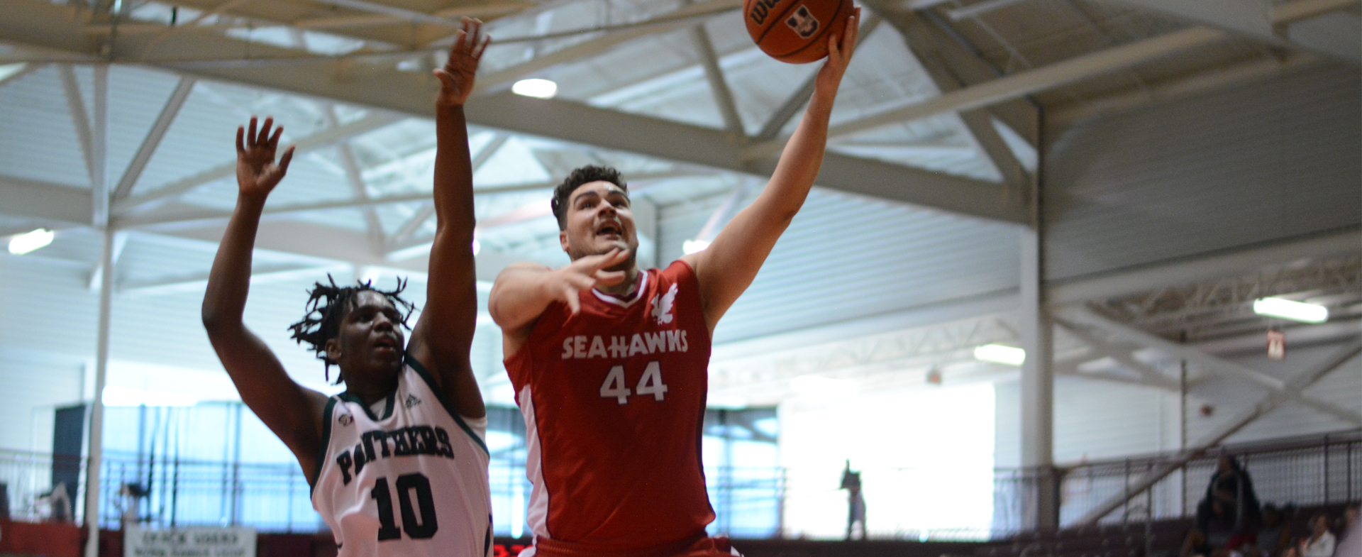 Sea-Hawks Look To Solidify Playoff Position