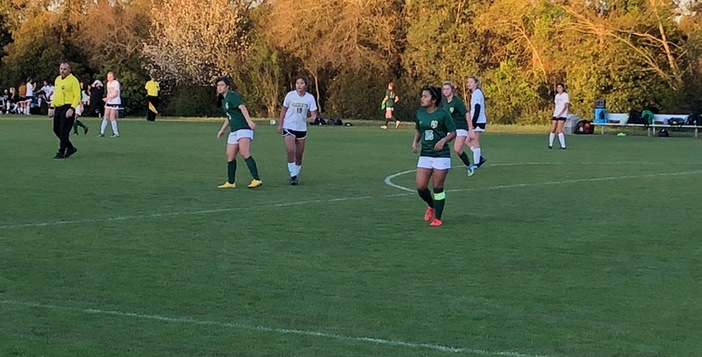 Lady Gators Drop Overtime Match to Wayne, 2-1