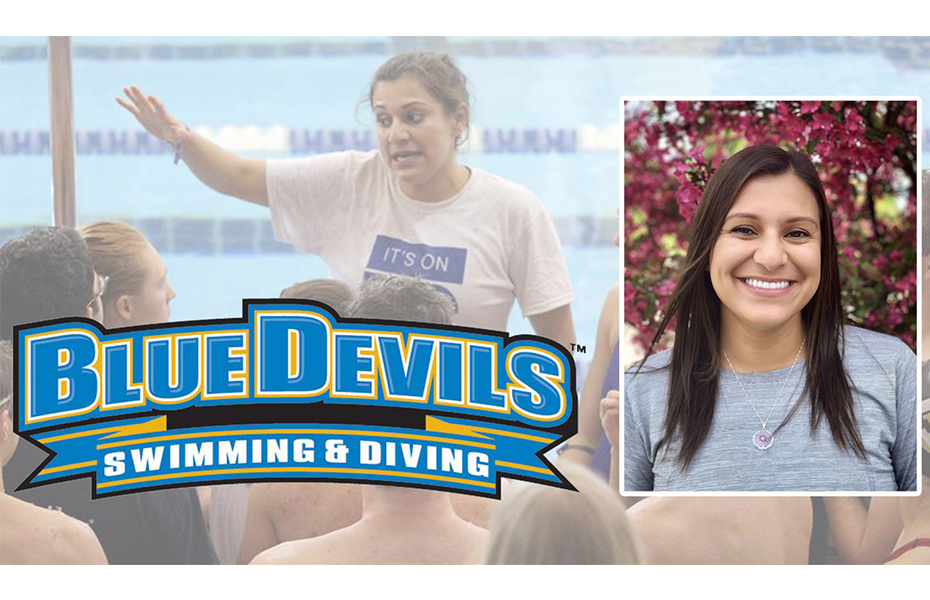 Escobar named Fredonia's head coach of Swimming & Diving